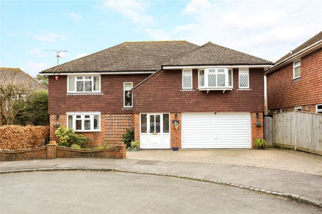 Thumbnail Detached house for sale in St. Georges Place, Hurstpierpoint, West Sussex