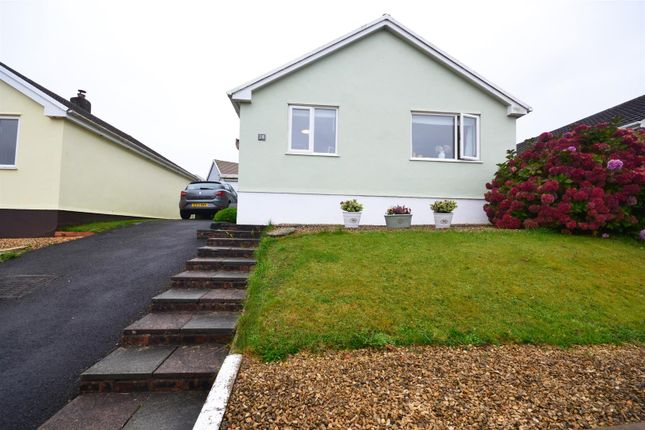3 bed detached bungalow for sale in Hill Rise, Kilgetty SA68
