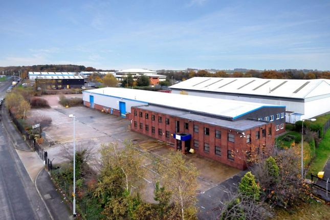 Industrial for sale in Unit 36, Mildred Sylvester Way, Normanton Industrial Estate, Normanton