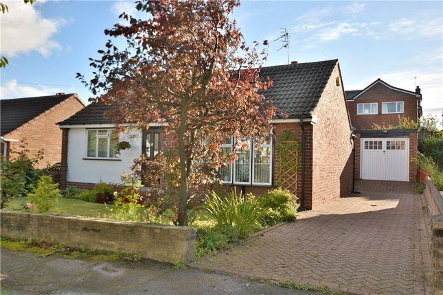 Thumbnail Detached bungalow for sale in St. Margarets Drive, Horsforth, Leeds, West Yorkshire