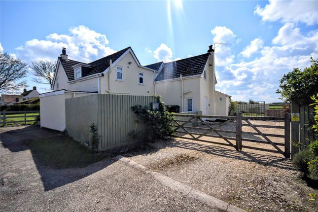 Thumbnail Detached house for sale in Bank End, North Somercotes
