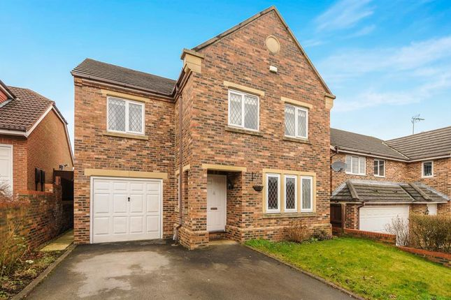 Thumbnail Detached house for sale in Spencers Way, Harrogate