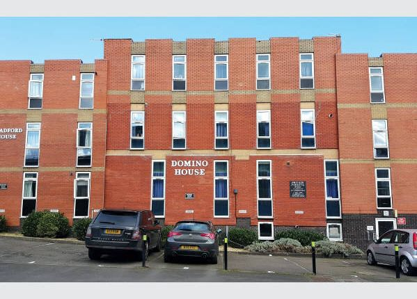 Thumbnail Block of flats for sale in Headford House, Headford Street, South Yorkshire