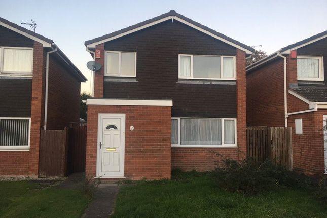 Thumbnail Detached house to rent in Joseph Creighton Close, Binley