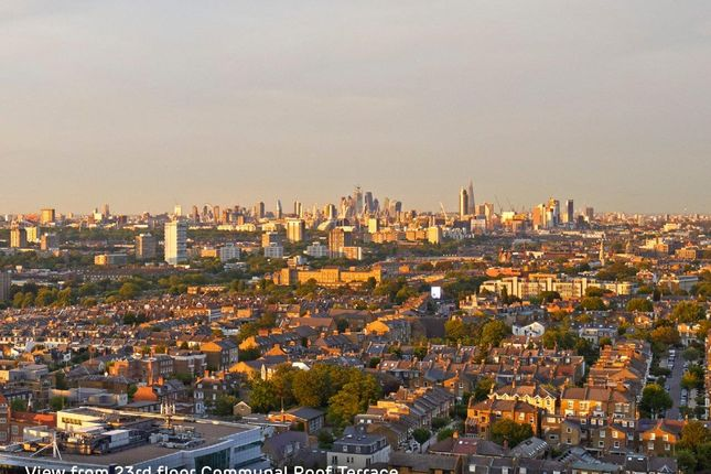 Thumbnail Flat for sale in Mapleton Crescent, London
