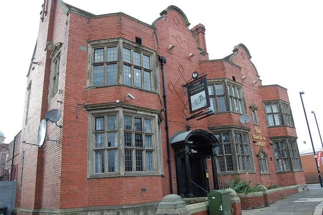 Thumbnail Flat to rent in Coach Road, Wallsend