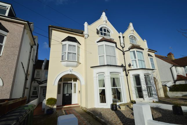 Thumbnail Flat for sale in Woodville Road, Bexhill-On-Sea