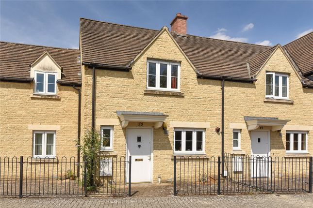 Thumbnail Terraced house to rent in Madley Brook Lane, Witney