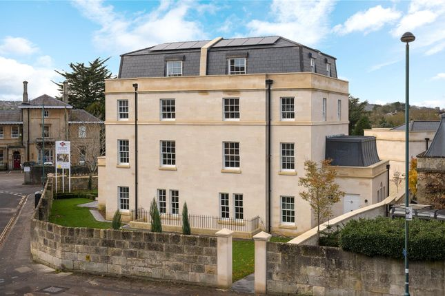 Thumbnail Semi-detached house for sale in Weston Park, Weston Park, Bath