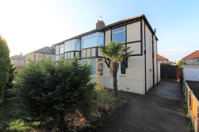 Thumbnail Semi-detached house to rent in Norfolk Avenue, Cleveleys