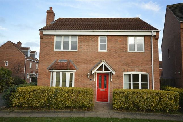 4 bed property for sale in Elder Close, Witham St Hughs, Lincoln