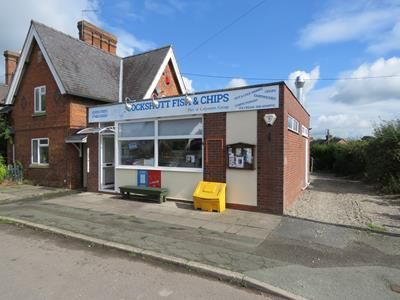 Thumbnail Retail premises to let in Cockshutt Fish & Chips, 27 Shrewsbury Road, Ellesmere, Shropshire