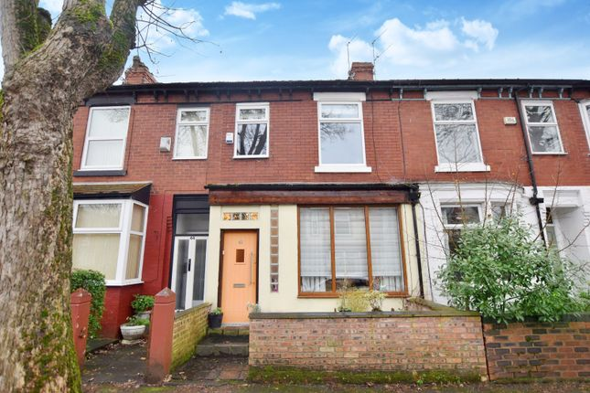 Thumbnail Terraced house for sale in St. Annes Road, Chorlton Cum Hardy, Manchester