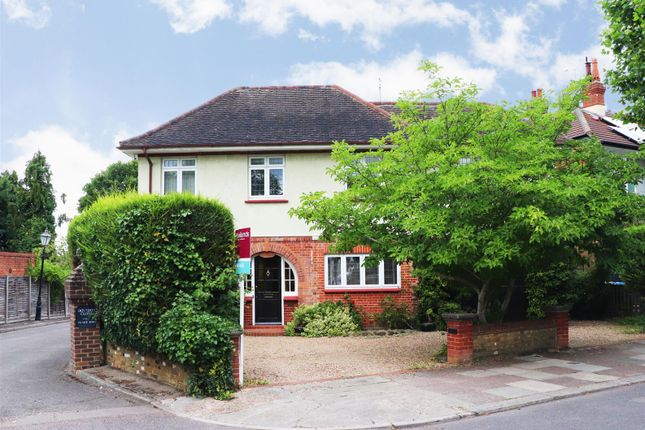 Thumbnail Detached house for sale in Oakfield Road, London