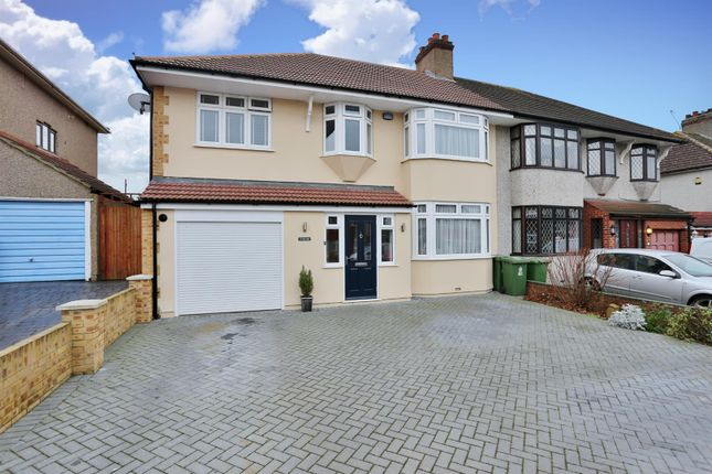 Thumbnail Semi-detached house for sale in Little Heath Road, Bexleyheath