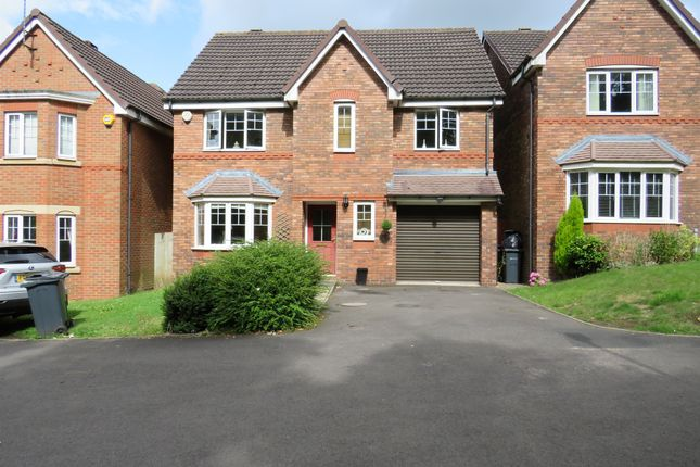 Thumbnail Detached house for sale in Birch Avenue, Hollymoor Way, Northfield