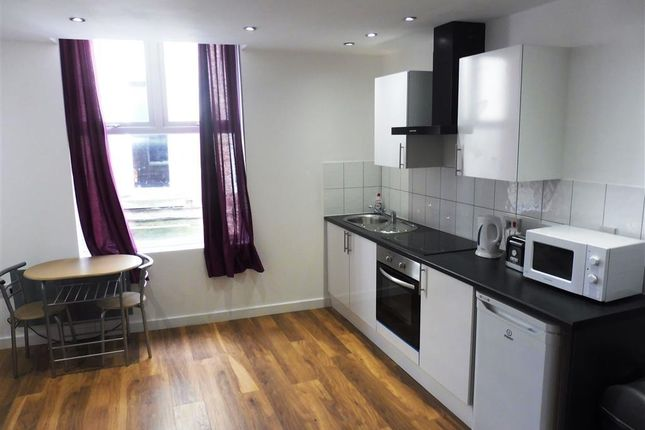 Thumbnail Flat to rent in Corporation Street, Dewsbury