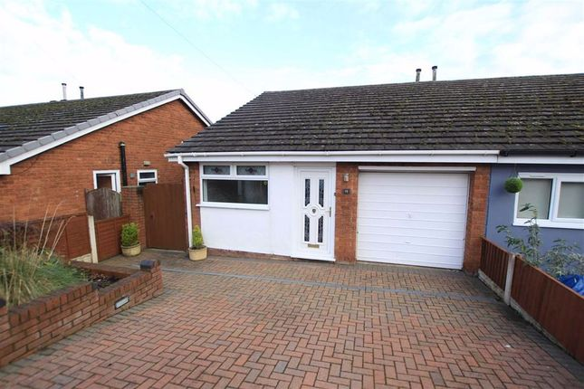 Thumbnail Semi-detached house for sale in Field Close, Flint, Flintshire