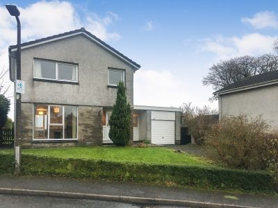 3 bed detached house for sale in Elizabeth Crescent, Newton Stewart DG8