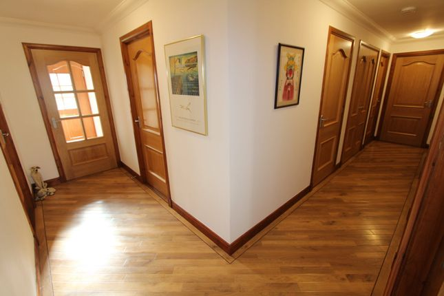 Hallway of Mansefield Park, Kirkhill, Inverness IV5
