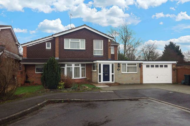 Thumbnail Detached house to rent in Tennyson Close, Banbury, Oxfordshire