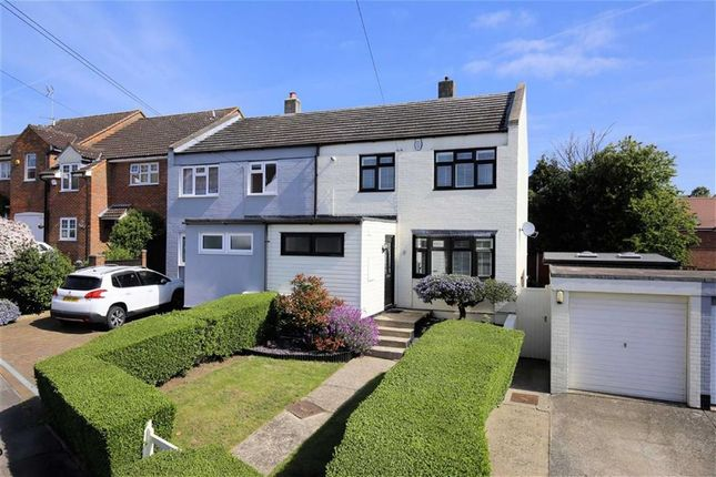 Thumbnail Semi-detached house for sale in Bridge Hill, Epping