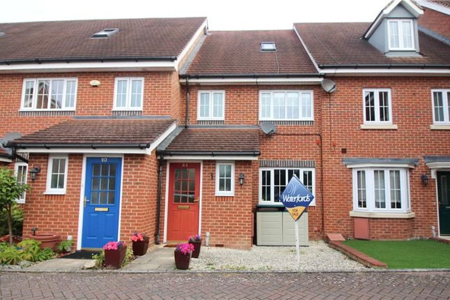 Thumbnail Terraced house for sale in Alford Close, Sandhurst, Berkshire