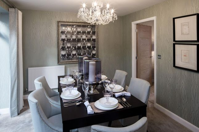 """Thumbnail Detached house for sale in """"Shelbourne"""" at Adlington Road, Wilmslow"""