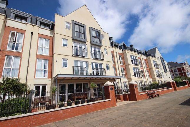 Thumbnail Flat for sale in Gloddaeth Street, Llandudno