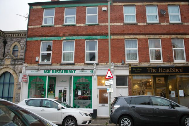 Thumbnail Flat to rent in Victoria Road, Exmouth