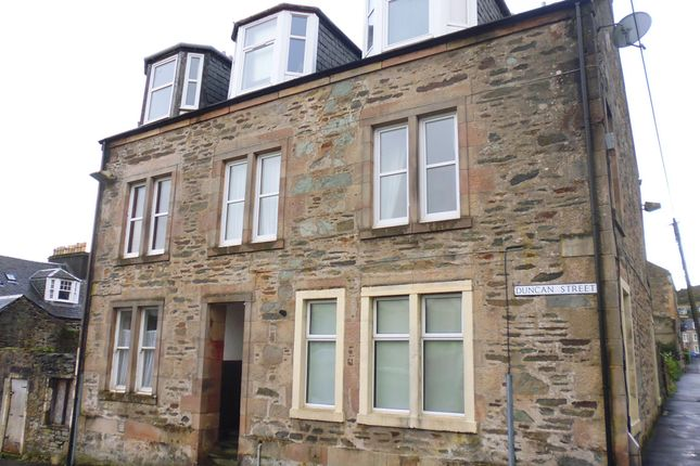 Thumbnail Flat for sale in Fff, 5, Duncan Street, Port Bannatyne, Isle Of Bute