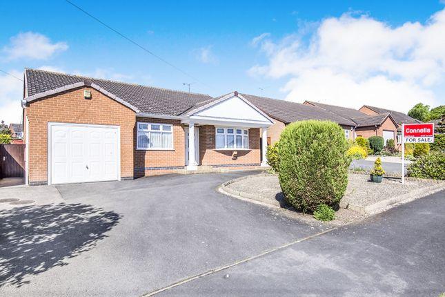 Thumbnail Detached bungalow for sale in De La Bere Crescent, Burbage, Hinckley