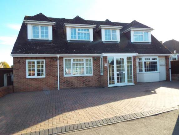 Thumbnail Bungalow for sale in Woodlands, Willesborough, Ashford, Kent