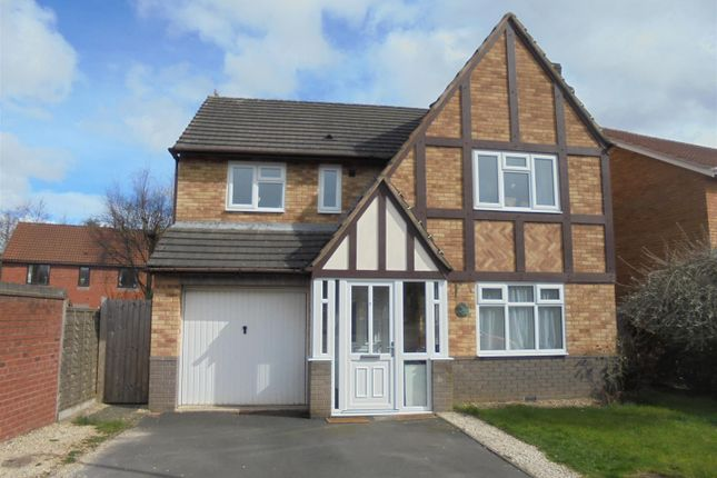 Thumbnail Detached house for sale in Woodbine Drive, Muxton, Telford