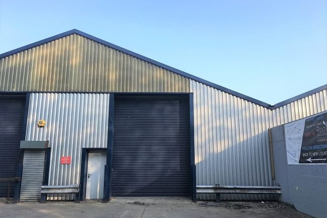 Thumbnail Industrial to let in Unit 16A Freemans Parc, Penarth Road, Cardiff