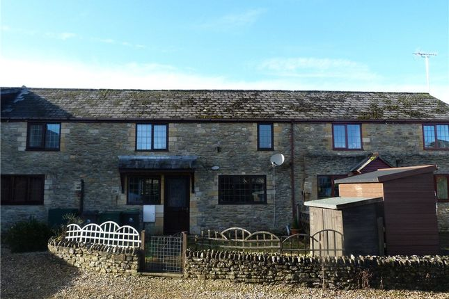 2 bed terraced house to rent in Marriotts Cottages, Halstock, Yeovil, Somerset