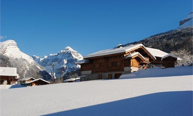 Thumbnail Chalet for sale in Sixt Fer À Cheval, Haute-Savoie, Rhône-Alpes, France