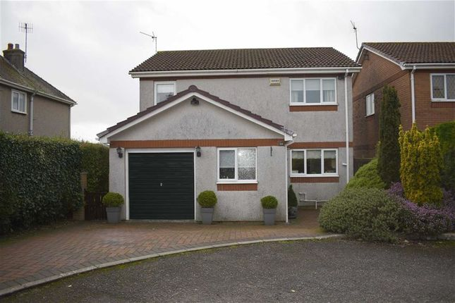 4 bed detached house for sale in Tudor Court, Murton, Swansea