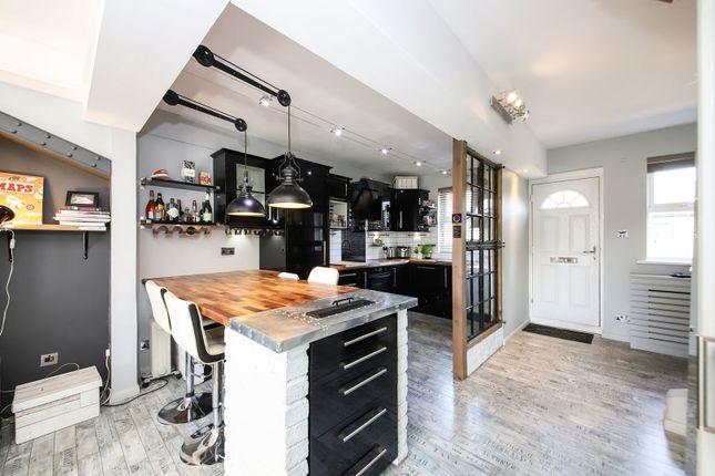 Kitchen of Milk Yard, London E1W