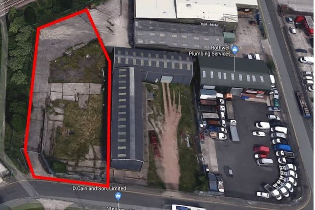 Land for sale in Stephens Way, Wigan