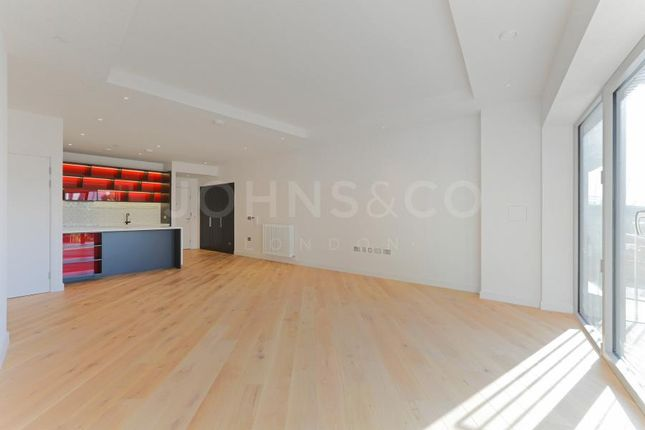 3 bed flat for sale in Hercules House, Botanic Square, London City Island