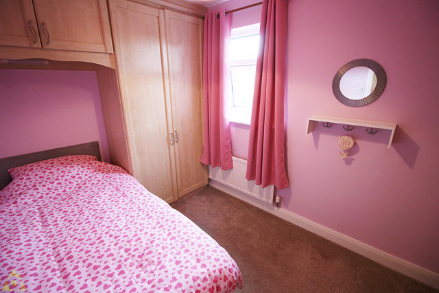 Bedroom Two of Greensmith Way, Westhoughton BL5