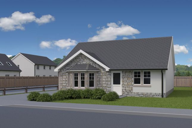 Thumbnail Detached bungalow for sale in Rigg Road, Cumnock, Cumnock
