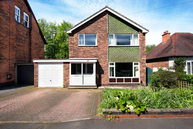 Thumbnail Detached house for sale in Eastern Road, Wylde Green, Sutton Coldfield