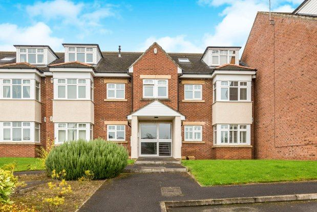 Thumbnail Flat to rent in The Firs, Chester Le Street