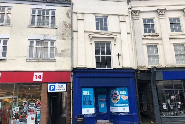 Thumbnail Retail premises to let in Market Place, Louth
