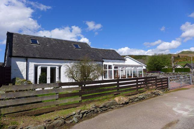 Thumbnail Cottage for sale in Bridgend House Kilmichael By, Lochgilphead