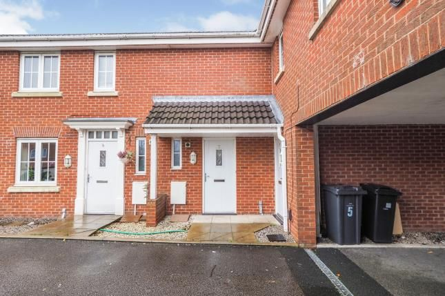 Front of Newbold Close, Dukinfield, Greater Manchester, United Kingdom SK16