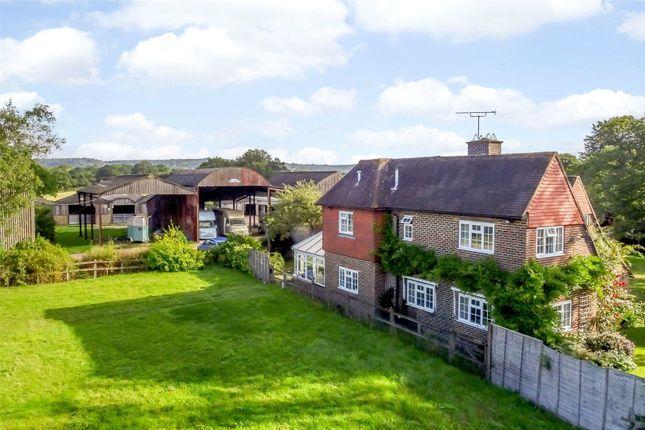 Thumbnail Detached house for sale in Hilders Lane, Edenbridge, Kent