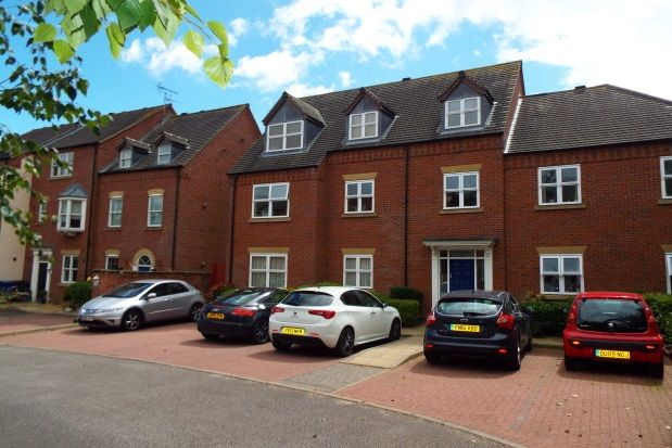 Thumbnail Flat to rent in The Steeplechase, Uttoxeter